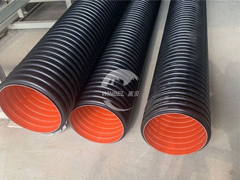 The Maintenance for the HDPE Pipes
